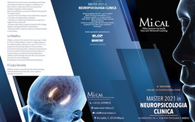 Master in Neuropsicologia Clinica 2021